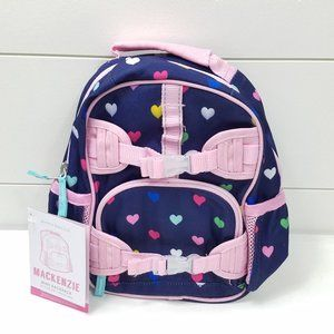 Pottery Barn Kids Mackenzie Heart Mini Backpack